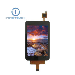 Wiwo 3,5-дюймовый ЖК дисплей с емкостными сенсорными панелями Tuoch экрана