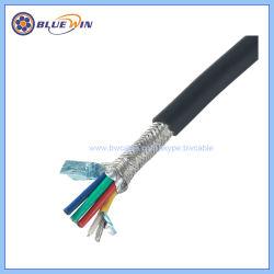 RGBHV calculateur vidéo haute qualité du câble de blindage du câble du moniteur RVB