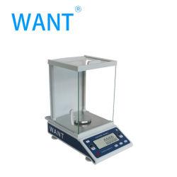 Ce laboratoire de haute précision numérique approuvé l'industrie de pesage Balance
