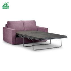 Sofá-Cama funcional personalizado OEM / espaços de estar e sofá-cama