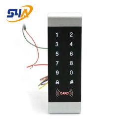 Het Apparaat van het Toegangsbeheer van het Scherm RFID van de aanraking