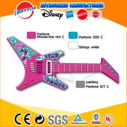Высокое качество рок гитара пластиковый музыки поощрения для игрушек детские