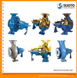 1단 수평 엔드 흡입 원심 펌프(INH), 부스터 펌프, 인라인 펌프, 파이프라인 펌프, 스프레이 펌프, 순환 펌프, 소방 펌프