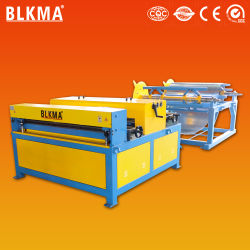 기계를 만드는 2 자동 정방형 덕트 생산 라인 구리 관