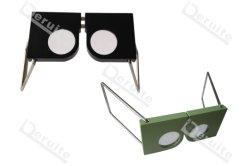 منظار جيب Stereoscope لعرض الصور الرقمية ثلاثية الأبعاد (الخرائط) PS01