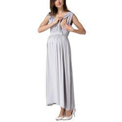Comercio al por mayor vestidos de maternidad lactancia embarazo ropa para embarazadas vestidos causales