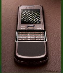 Telefono mobile di 8800 Sappire Arte GSM