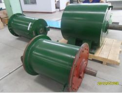 550KW 250rpm Fase 3 de baja velocidad, alta eficiencia el generador magnético