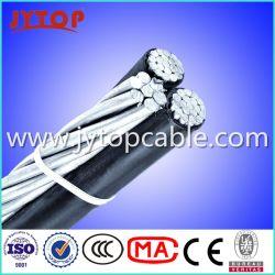 Luftkabel-Triplex Kabel Gammarus, Auster des bündel-1kv