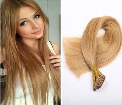 Commerce de gros Stick Tip hair extension Keratin Hair Extension Cheveux naturels