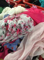 Vêtements usagés de vêtements usagés dans le grade AAA utilisé Vêtements d'été