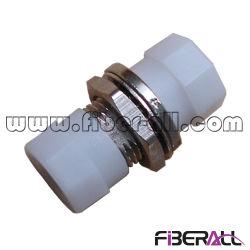 FC d'adaptateur à fibres optiques de type Sm métal Simplex