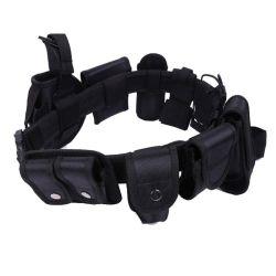 OEM Weaving Tactical Belt Multifunktionale Black Weaving Tactical