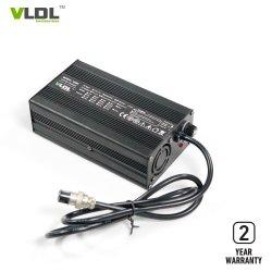 42V 4um carregador de bateria de lítio para bicicletas, scooters