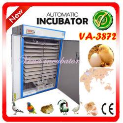 incubadora de pollos industriales para incubadora incubar los huevos de aves de corral Va-3872