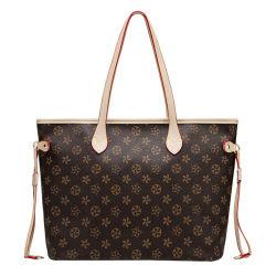 نمو نساء حقيبة كلاسيكيّة مشبّك تسوق [شوولدر بغ] مصمّم رفاهية [بو] جلد حمل حقيبة يد سيادة [هندبغ]