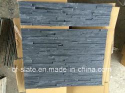 Venta caliente pared natural de pizarra decorativas Cultura Slim Panel piedra