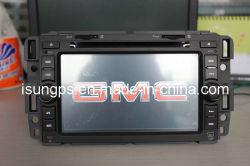 سيارة مزودة بشاشة لمس رقمية بحجم DIN 7 بوصات بدقة 800*480 نظام تحديد المواقع العالمي (GPS) اللاسلكي لوحدة التحكم في إدارة الأرض الرأسية (GMC) (TS