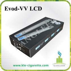Cigarette électronique de gros de la batterie de tension variable Evod VV batterie LCD