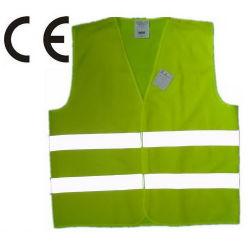 Совместите отверстия под высокого качества предупреждение безопасности дорожного движения светоотражающие майка с Ce