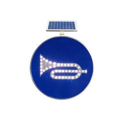 Горит светодиод солнечной энергии движения подписать