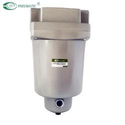 Limpiar el filtro de aire comprimido de AMD Serie Micro Mist Separador con drenaje automático