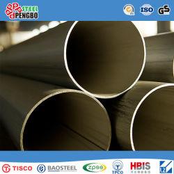 La norme ASTM A312/A358 /A778 Tuyau en acier inoxydable pour le transport de liquide