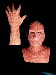 Grau médico realistas de Silicone Silicone máscara