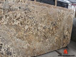 De gouden Plak van het Graniet Cremar voor Countertop & de Bovenkant van de Ijdelheid