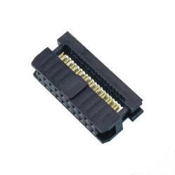 Pas de 2,54 mm connecteur IDC fiche femelle CAD
