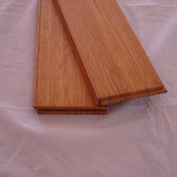 Karbonisierter Farben-vertikaler Bambusbodenbelag