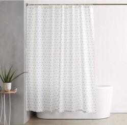 Insieme della tenda di acquazzone della stanza da bagno del tessuto di stampa di Digitahi del poliestere