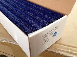 معدنية حلقات مزدوجة ربط حزمة الطباعة ملف تقويم البلاستيك دفتر ملاحظات السلك-O