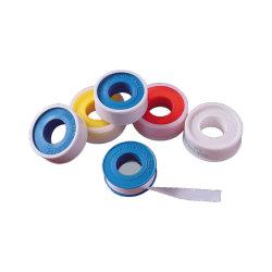 水またはガスまたはオイル管のためのカラーシェルが付いている12mmのテフロンテープを密封する100% PTFEの糸