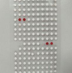 Material de etiquetas sensíveis da água
