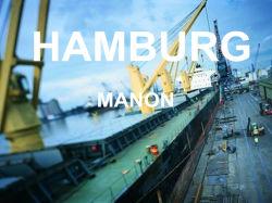 Service de livraison fiable de Guangzhou à Hambourg
