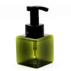 殺菌のためのポンプを搭載する250ml緑のHandsanitizerのびん