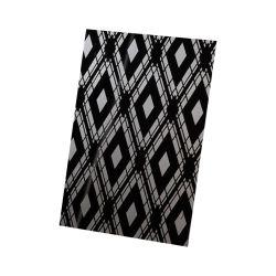 Ss 430 из нержавеющей стали листа наружного зеркала заднего вида черного цвета 1 серии гравирования отделка из нержавеющей стали цена