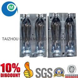 O plástico do molde de sopro de garrafa de água mineral