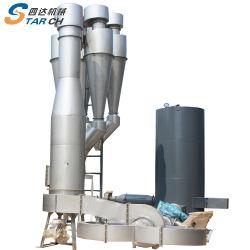 時間の自動ヤマイモの粉抽出機械1台あたりの1000kg