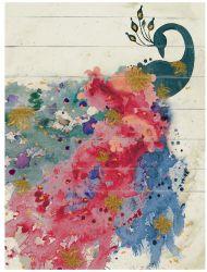 Animal fait main peintures sur toile moderne Peinture décoration contemporaine, oeuvres d'huile