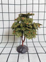탁상용 Windows 훈장 작은 크리스마스 훈장 3-30cm를 무리를 지어 소형 탁상용 크리스마스 나무 백색 눈 소나무