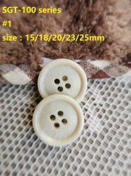 Сержант-110 Seires №1: Кнопка полимера мочевины для одежды