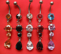 Het Doordringen van het Lichaam van de Manier van de Juwelen van Shineme in 316L Roestvrij staal (SBP186)