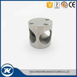 Schakelaar de Met drie richtingen van de Buis van het Roestvrij staal van de Montage van de Verdeling van het toilet