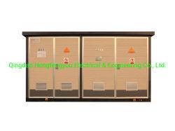Le poste de distribution de puissance mobile pour les transformateurs Medium-Voltage/Compact