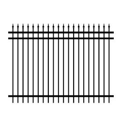 مجلفنة [دكزركزير] يزيّن حديقة سياج حديد [بيكت] جدار لوحة
