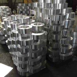 8011/H14 0,18x95mm Cinta de lámina de aluminio para las juntas de corte de aluminio