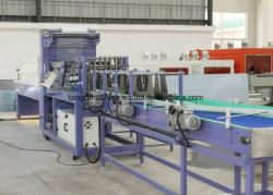 20PACK automatique/M Bouteille Film Rétractable de chaleur linéaire Machine d'emballage d'enrubannage