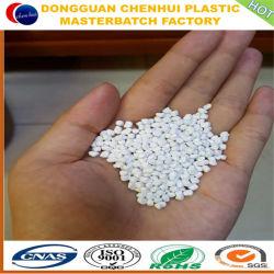 70 % de dioxyde de titane de couleur blanche du PEBD/PEHD masterbatch pour réfrigérateur